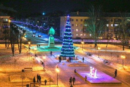 Программа Новогодних гуляний в Серпухове