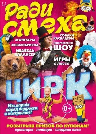 """Цирковое шоу """"Карнавал"""" (Пущино)"""
