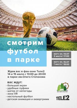 Смотрим футбол вместе