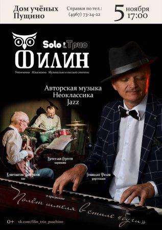 Геннадий Филин Solo & Trio - Полёт шмеля в стиле «буги»